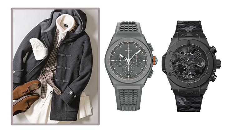 「休日に最強の本格時計と言えば?」本誌ウォッチディレクターの回答はこの2本!