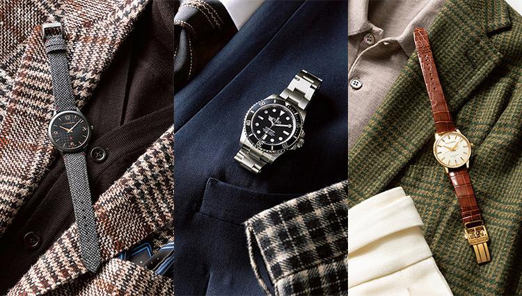ビジカジで使える最強の本格時計といえば?【ファッション業界人座談会】