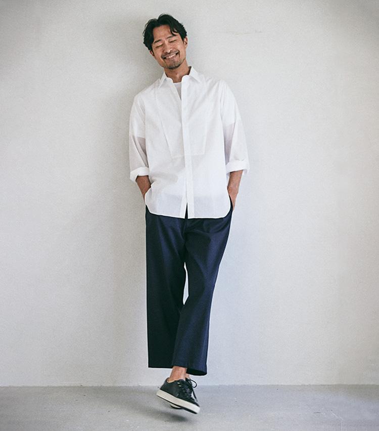カモシタユナイテッドアローズ_モデル
