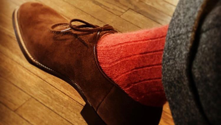 「お洒落に見える秋冬の靴下ってありますか?」人気スタイリスト四方さんに聞いた