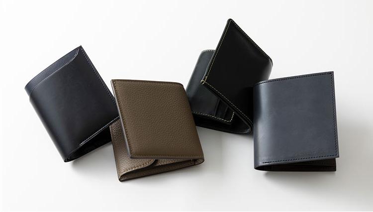 使い勝手のいい「ミニ2つ折り財布」9選!