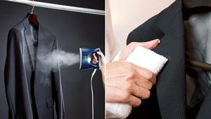 自分で簡単にできる「スーツ」のお手入れと正しい保管方法とは?