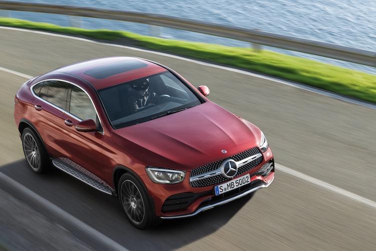 Mercedes-Benz GLC Coupé (C253)Mercedes-Benz GLC Coupé (C253)