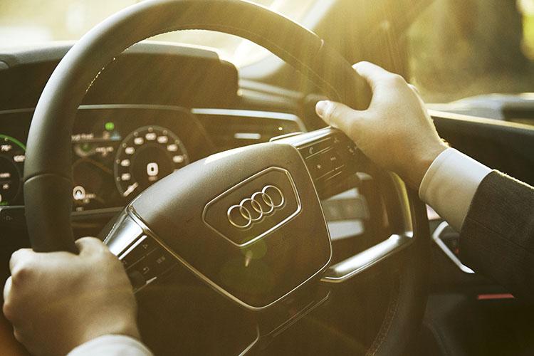 <p>試乗では高速道路を走行することも可能</p>
