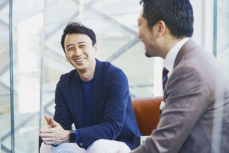 <p>今回ご案内くださったアウディ ジャパンの中原さんは2008年にアウディ ジャパン入社。ブランドエクスペリエンスの担当として、今回、「Audi House of Progress Tokyo」の立ち上げ、責任者を務める</p>