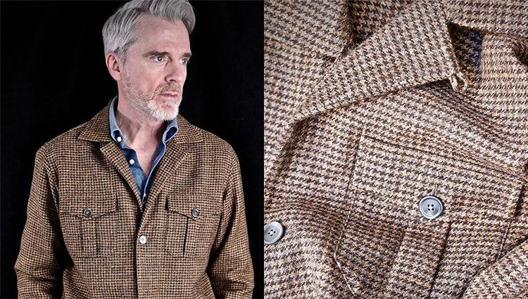「ブライスランズ」で、スペシャルなジャケットを作ってみた【Mr. David Diary#17】