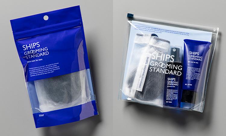 シップス グルーミング スタンダード 石鹸 セット