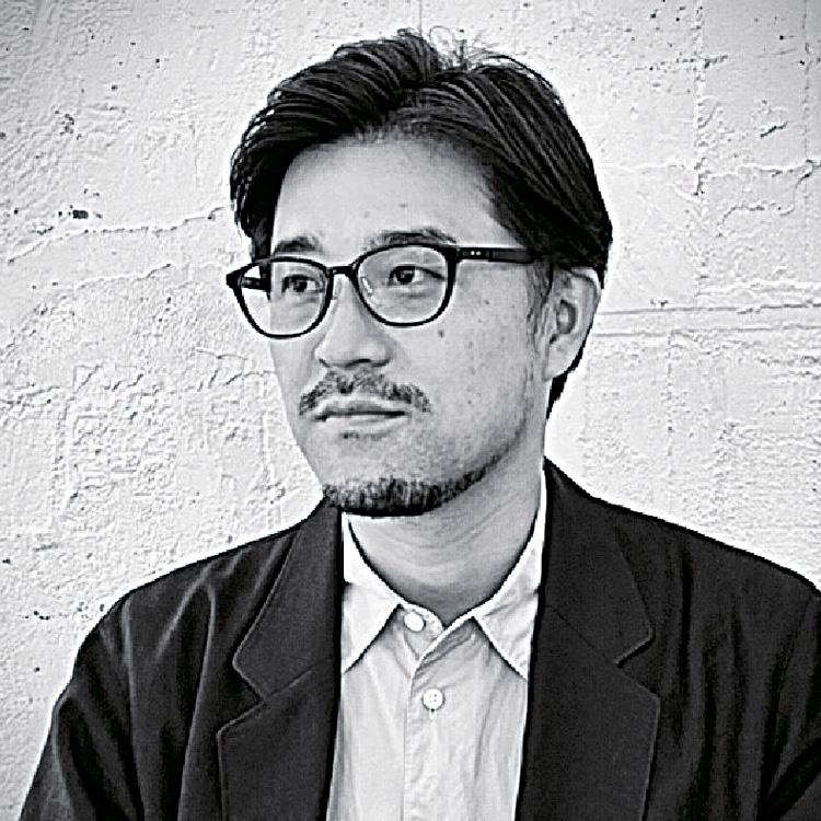 SOLID BLUEの注目フレーム_デザイナー鈴木さん