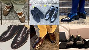 エディター6人が「私の一生靴」を紹介します!【MEN'S EX編集部便り】