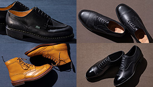 パラブーツ、トリッカーズetc.人気の靴ブランドで今一番売れているのはどのモデル?