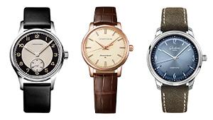 メンズの高級時計は「アンダー40mm」がスタンダード。人気ブランドのおすすめ10選
