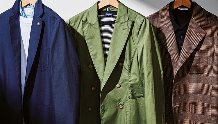 「シャツ屋のジャケット」万能論が急浮上。この時代にちょうどいい理由とは?