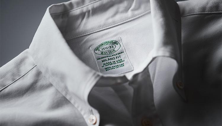 ブルックス ブラザーズのボタンダウンシャツが大定番と呼ばれる理由を聞いてみた