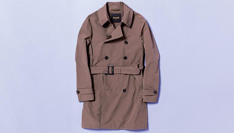 春のトレンチコートのオススメは? 編集部員が「ムーレー」の一着を検証!