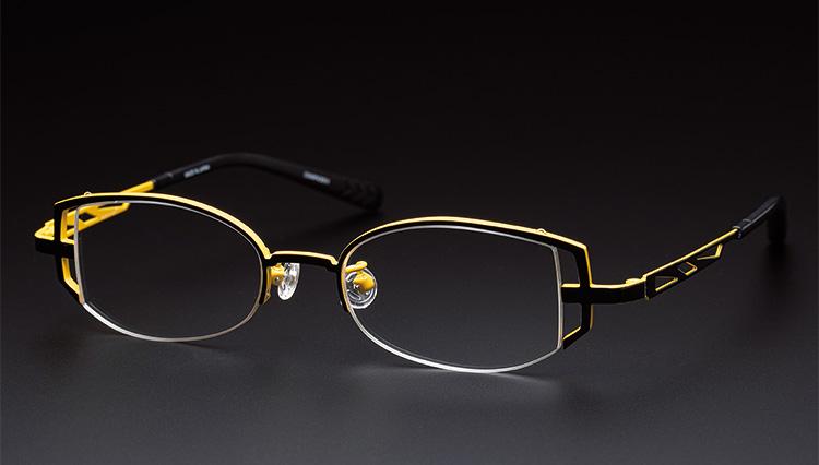 日本のメガネデザインの先駆者「タカノリ ユゲ」を知っている?
