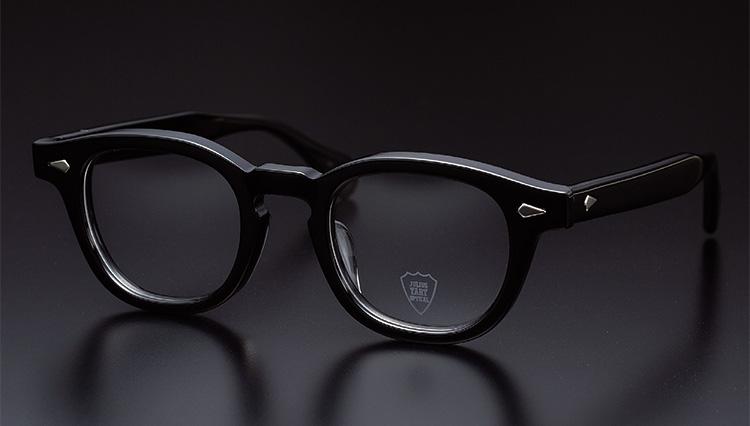 ジョニー・デップも愛用した名作メガネフレームを日本のファクトリーが忠実復刻!