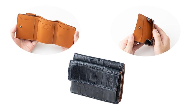 徹底解説! U-4万円で買える「ミニ3つ折り財布」厳選6品