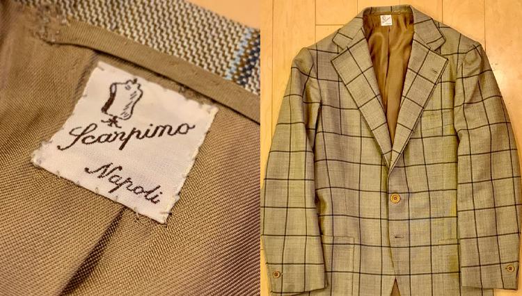 ビームス中村さんのビスポーク初体験は、ナポリの「サルトリア スカルピーノ」