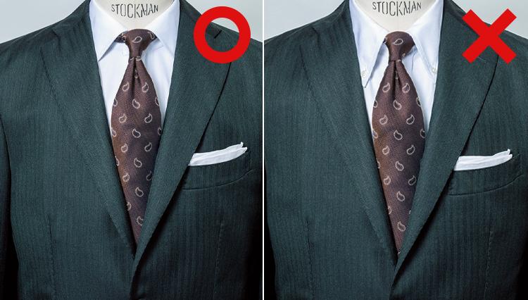 シャツの襟の形で「フォーマル度」が変わることを知っていますか?