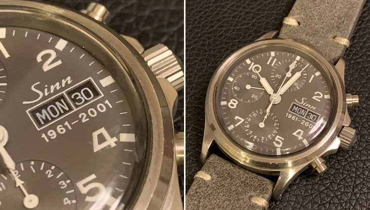 """ビームス中村さんが""""一生手放さない""""時計「SINN 356フリーガー 40周年モデル」"""