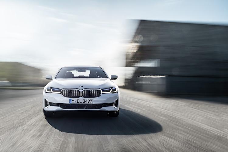 BMW5シリーズ・セダン(G30)