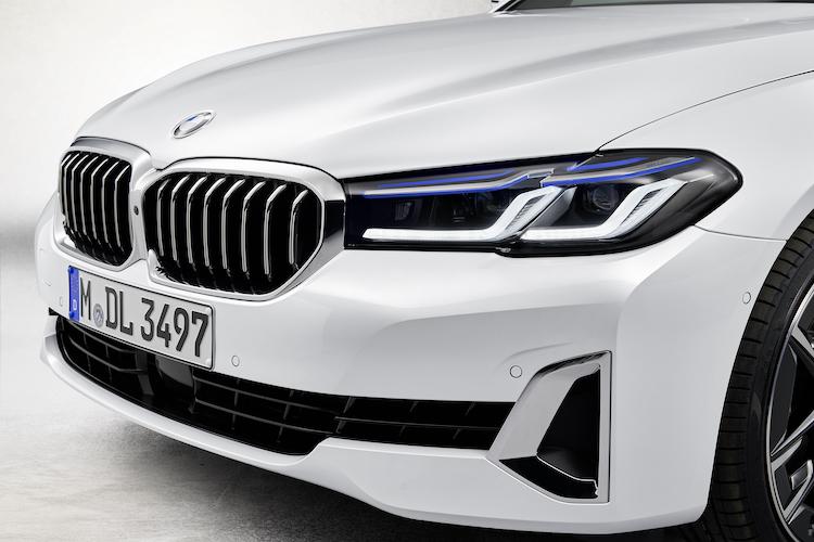 BMW5シリーズ・セダン(G30)ヘッドライト