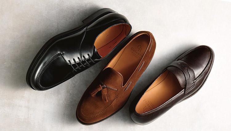 この春、買い足すべき一足は「オリエンタル」のオン・オフ兼用靴が大正解だ