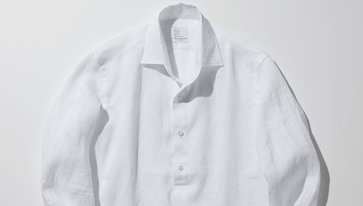 マリア・サンタンジェロのプルオーバーシャツ