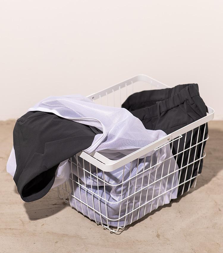 「洗えて、カッコいいスーツ」_洗濯イメージ