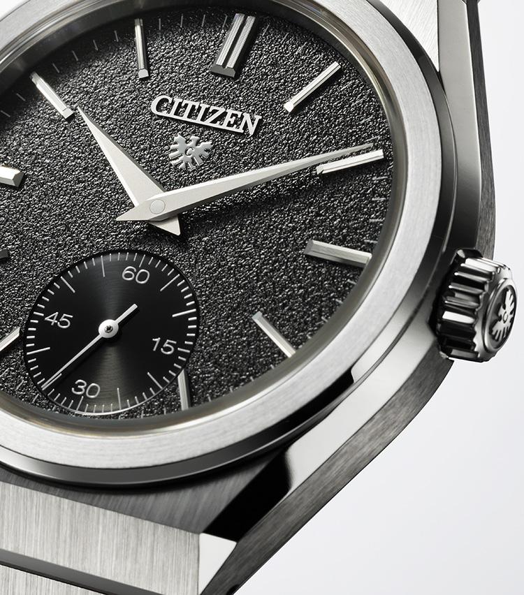 機械式時計を愛するビジネスパーソンに新定番の誕生_シチズンのザ・シチズン_アップ