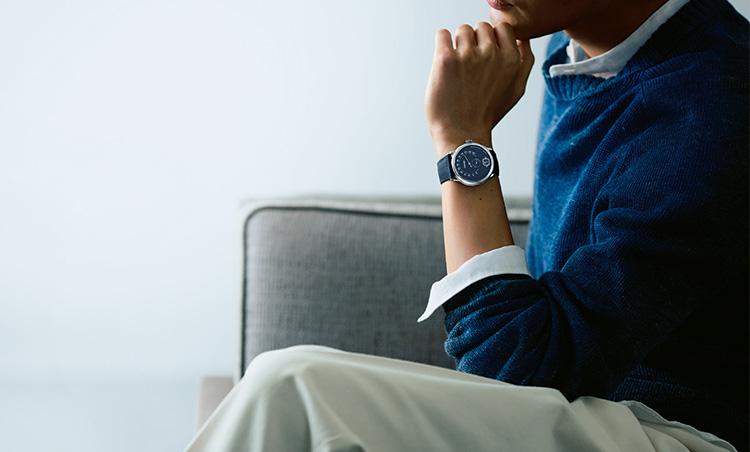男の魅力を代弁する腕時計_メイン