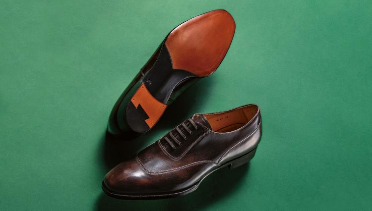 5万円台を実現したビスポークのようなドレス靴「オリエンタルのCOVENTRY」