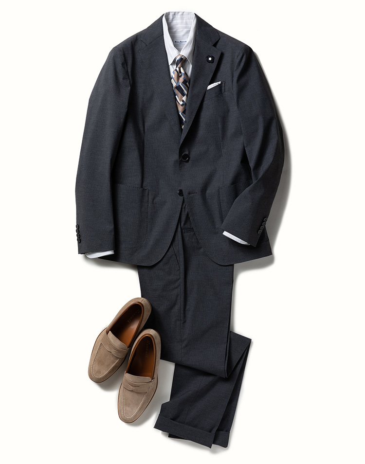 抗菌スーツ