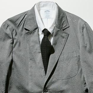夏ジャケットに最適なネクタイとは?【1分で出来る胸元お洒落】
