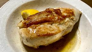 電子レンジでフィレンツェの郷土料理が簡単に!「鳥胸肉のバターソテー」