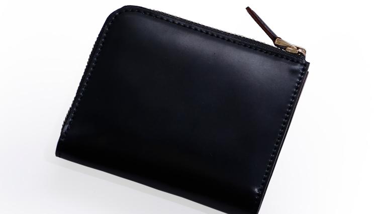 ホーウィン社のシェルコードバン製ミニ財布がガンゾ六本木店で限定発売【ひと言ニュース】