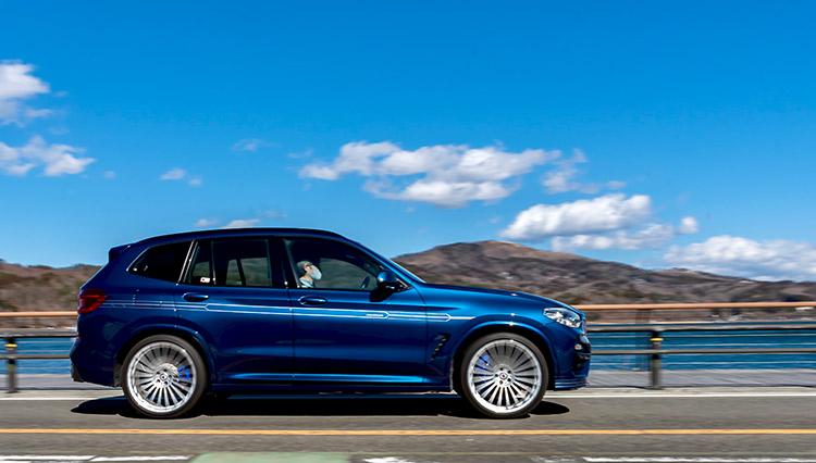 """SUVでも体感できる""""アルピナマジック""""な走りとは?【BMW アルピナ XD3 試乗レポ】"""