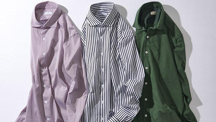 ソンリーサのジャージーシャツ