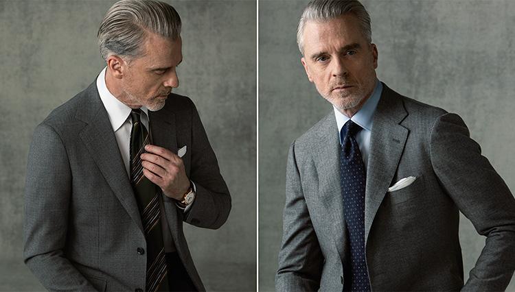 これからスーツを新しく買うなら「明るめのグレー」をオススメする理由