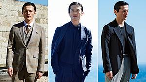 2021年春夏、メゾンのスーツ&ジャケットで装い改革を!【ラグジュアリーブランド5選】