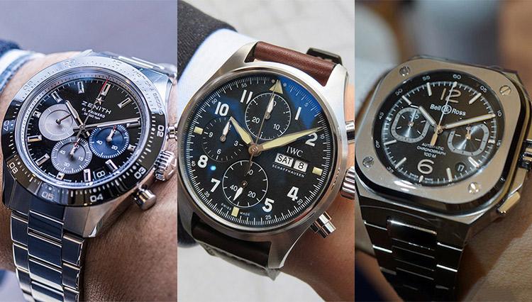 年中つけられる相棒「オンオフ兼用時計」の人気モデルを、全国有名時計店で調査した!
