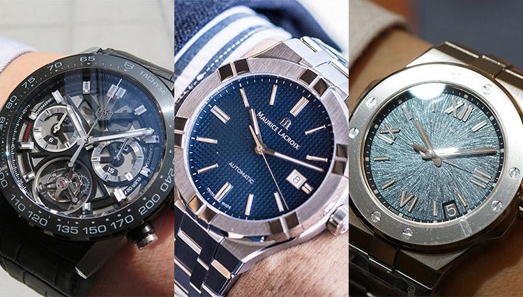 有名時計店のプロが推す「ハイコスパなブランドウォッチ」9本を全部腕に乗せて比べた