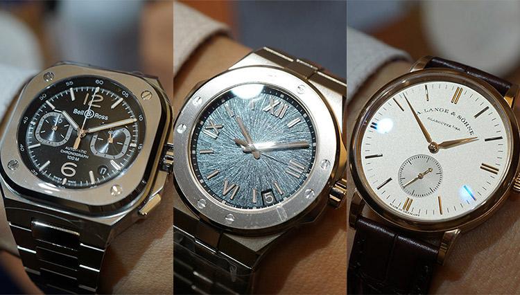 有名時計店でブランドウォッチ9本を腕に乗せて大調査!【東京・ISHIDA表参道編】