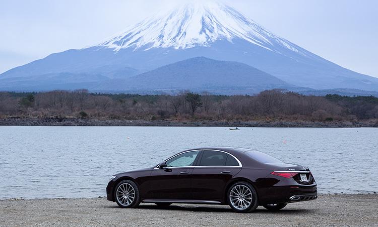 「高級車とは何か?」答えはメルセデスのSクラスに凝縮されている_トップ画像