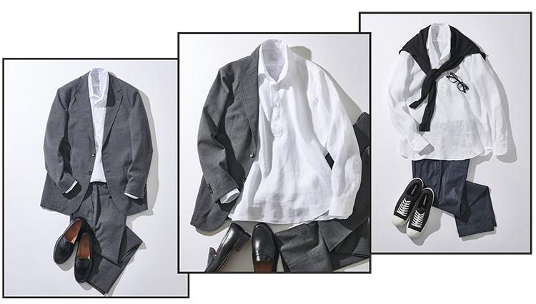 夏の主役級「リネンのカプリシャツ」1枚で圧倒的に爽やかになれそう!【meSTORE】