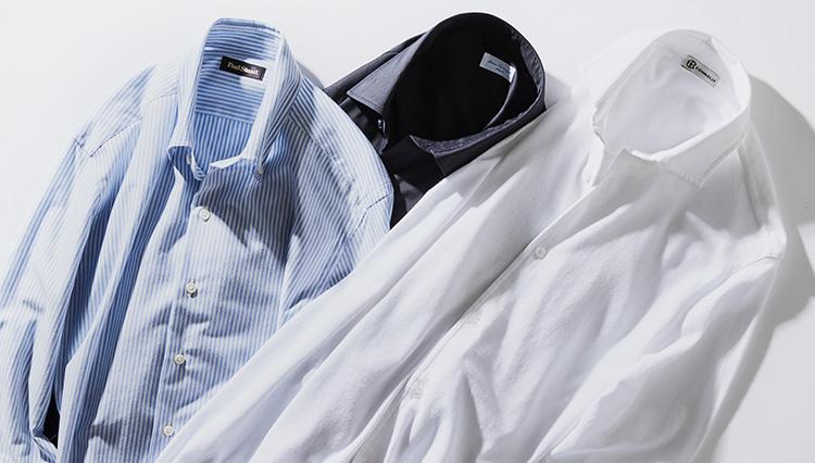 仕事でも休日でも定番となった「ストレッチシャツ」。買うならどれ?