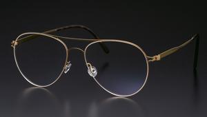 眼鏡の常識を覆した! シートメタルを生んだあの人の「ハフマンス&ノイマイスター」