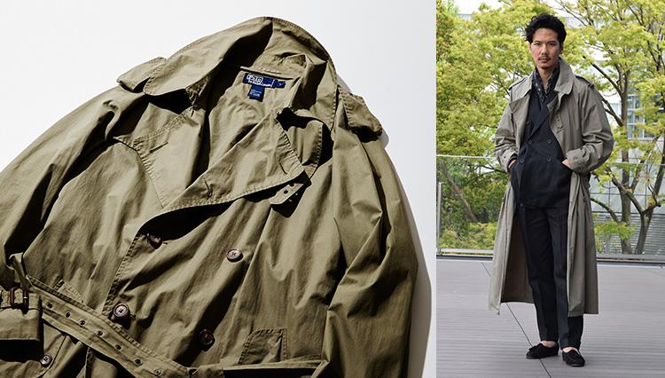 【西口修平の大人ヴィンテージ入門】ポロ ラルフ ローレンのスプリングコート