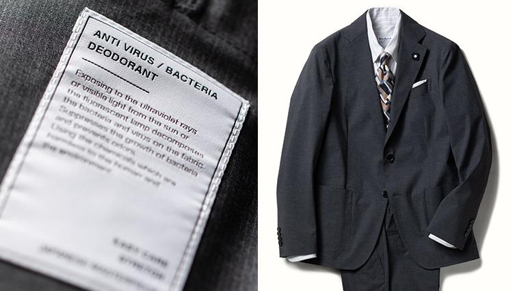 これぞ時代の寵児!? 「抗菌スーツ」が人気ブランドから続々登場している