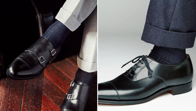 仕事シーンでの靴下。マナー違反していない?【ビジネスの装いルール完全BOOK】
